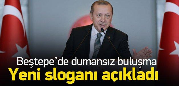 Erdoğan: Sigara içme özgürlüğü olamaz