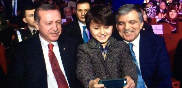 Erdoğan ve Gül'den sürpriz buluşma
