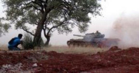 Esad rejiminin Derayya saldırısı püskürtüldü