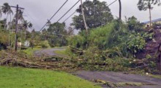 Fiji'yi hortum vurdu, 28 ölü