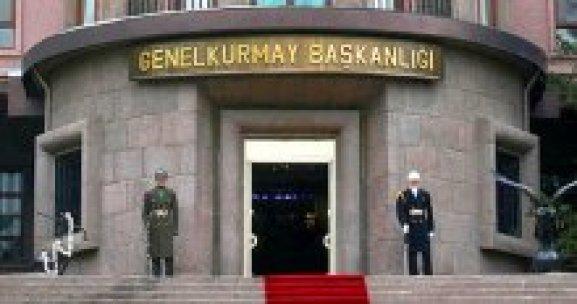 Genelkurmay, 'Sur'da 6 PKK'lı terörist etkisiz hale getirildi'