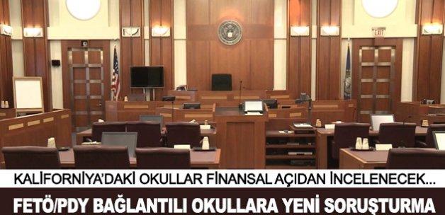 Gülen'in ABD'deki okullarına soruşturma talebi