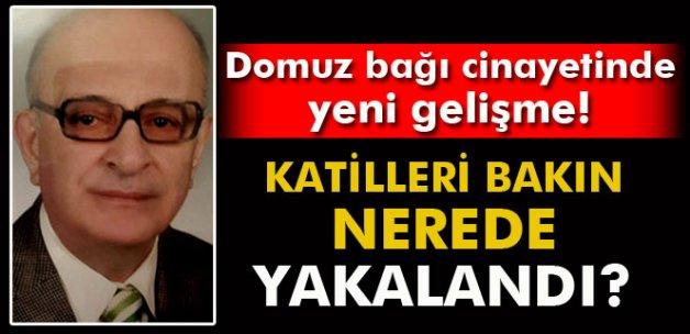 Hagop Yakup Demirci'nin katilleri yakalandı