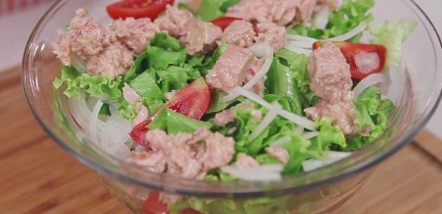 Hamilelikte konserve ton balığı yemek zararlı mı?