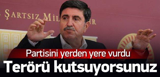 HDP'li Tan'dan partisine ağır eleştiri