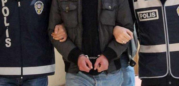 HDP Yunusemre ilçe eş başkanı tutuklandı
