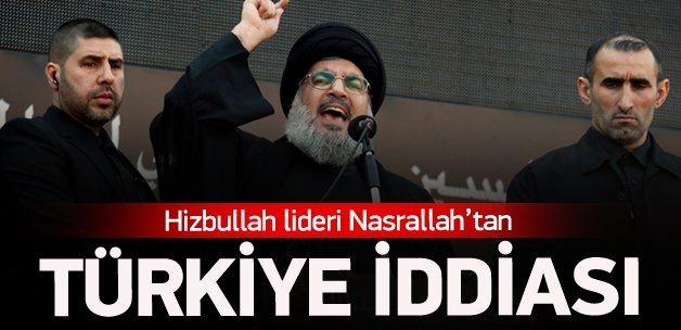 Hizbullah'tan Türkiye iddiası