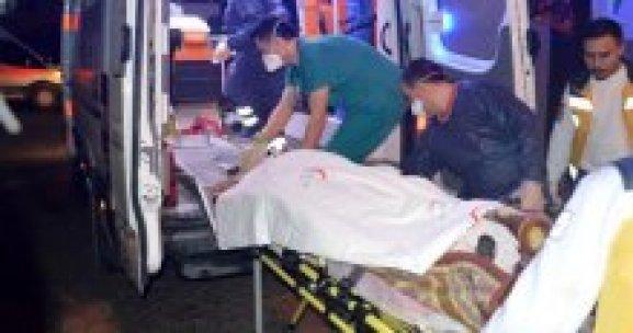 İçtiği tarım ilacı hastaneyi alarma geçirdi