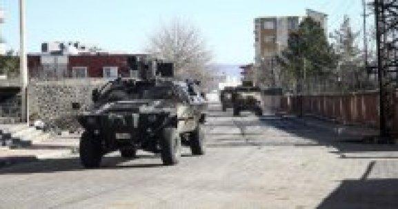 İdil'de terör operasyonu başladı