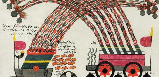 İlk roketi Osmanlı icat etti