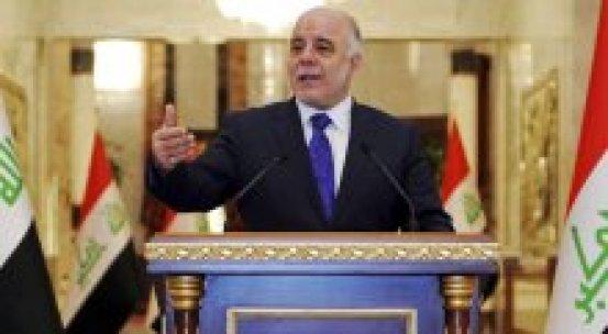 Irak Başbakanı İbadi'den Kürdistan çıkışı