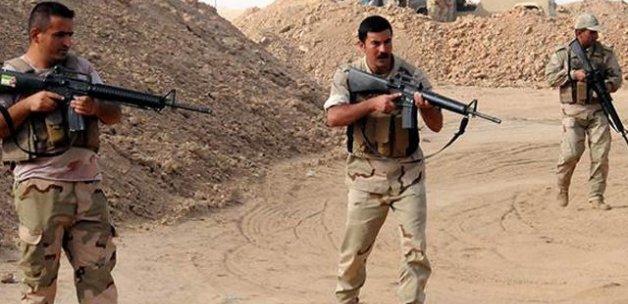 Irak ordusu, asker sevkiyatına başladı