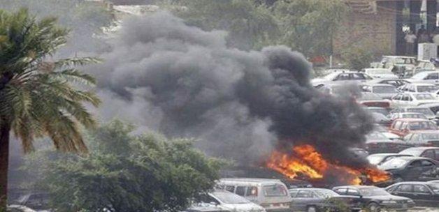 Irak'ta bombalı saldırı, 24 ölü, 60 yaralı