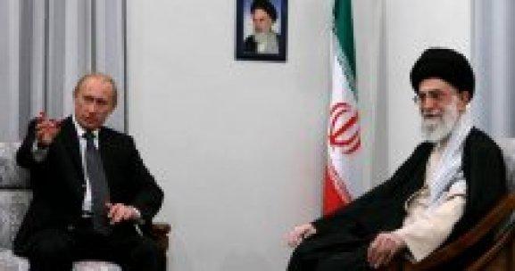 İran istedi Rusya oraya giriyor