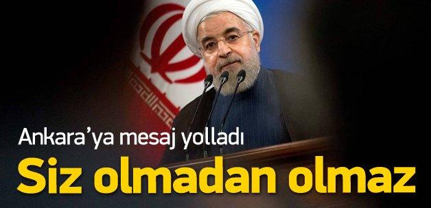 İran: Türkiye ile ilişkiler geliştirilmeli