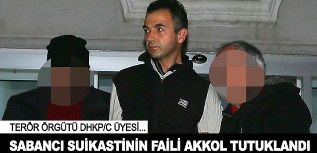İsmail Akkol için tutuklama kararı