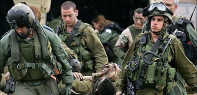 İsrailli askerler yanlışlıkla kendi subayını vurdu