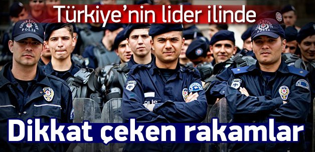 İstanbul'a 30 bin polis ihtiyacı var