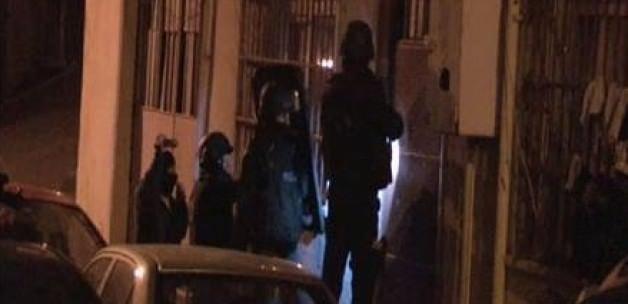 İstanbul'da şafak vakti terör baskını!