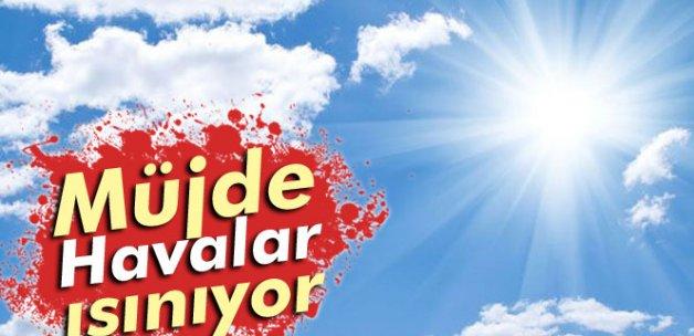 İstanbul'da Şubat ayında 20 dereceyi görecek