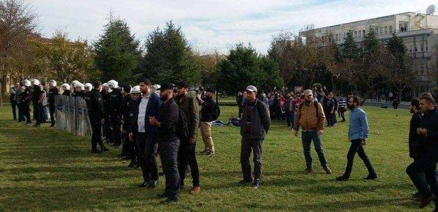 İTÜ'de komünistler camiyi protesto edecek
