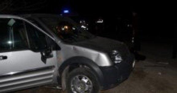 Kastamonu'da kamyonet devrildi, 1 ölü