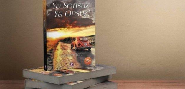 Kerem Şen'in merakla beklenen kitabı çıktı