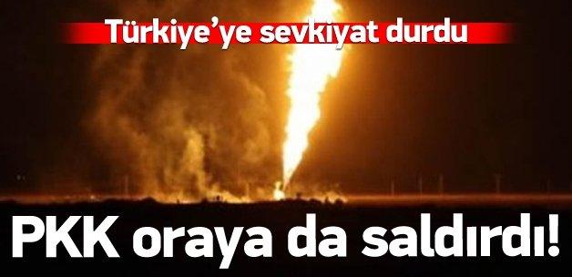 Kerkük-Yumurtalık petrol boru hattına saldırı!