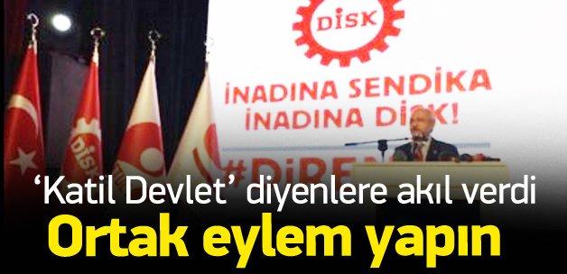 Kılıçdaroğlu DİSK Genel Kurulu'nda konuştu