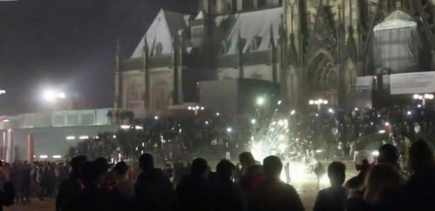Köln'deki taciz skandalıyla ilgili yeni gelişme