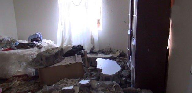 Kombi bomba gibi patladı! Ev yerle bir oluyordu