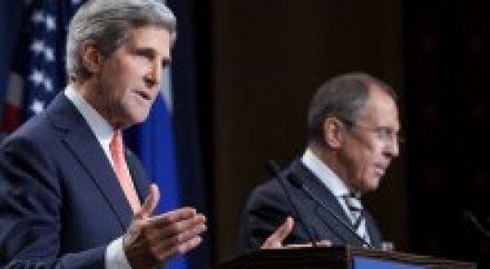 Lavrov ve John Kerry, Münih'te görüştü
