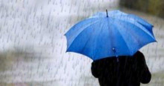 Marmara ve Kıyı Ege'de kuvvetli yağış