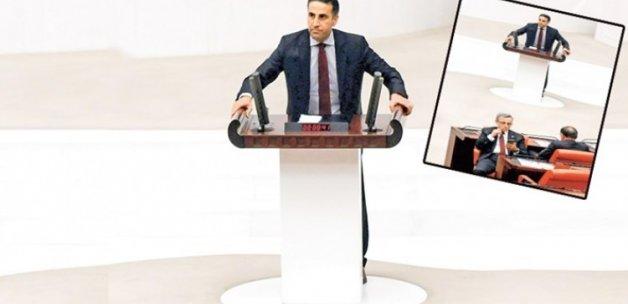 Mecliste HDP'ye eşi görülmemiş tepki