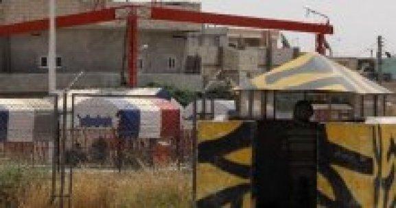 Mürşitpınar Sınır Kapısı kapatıldı!