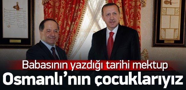 Mustafa Barzani'nin mektubu yeniden gündem oldu