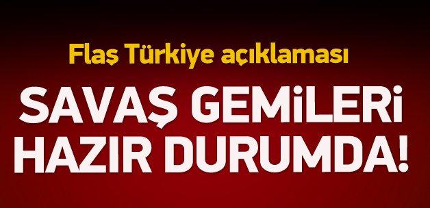 NATO'dan kritik Türkiye açıklaması!