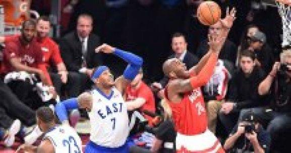 NBA All-Star'da müthiş rekor