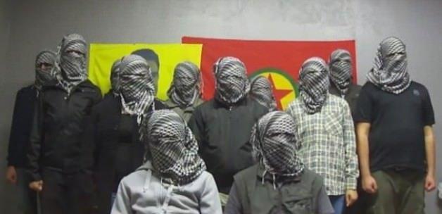 PKK, 7 ile intihar timleri gönderdi!