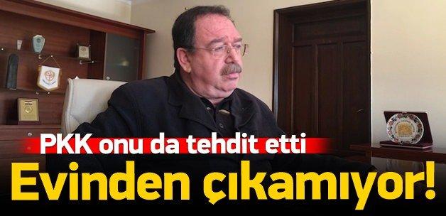 PKK, Hatip Dicle'yi de tehdit etmiş!