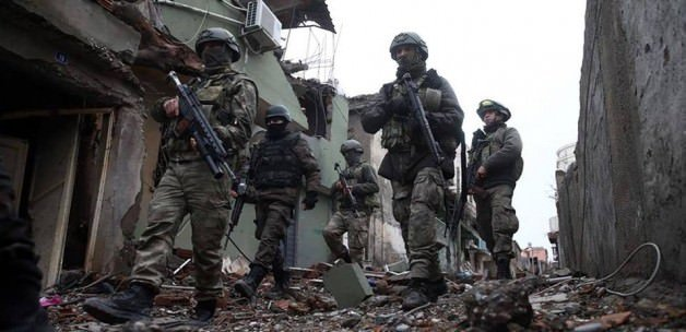 PKK'nın inine girildi! 38 terörist öldürüldü