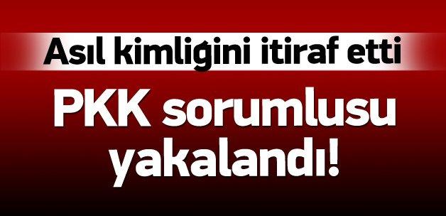PKK'nın sorumlusu Şanlıurfa'da tutuklandı