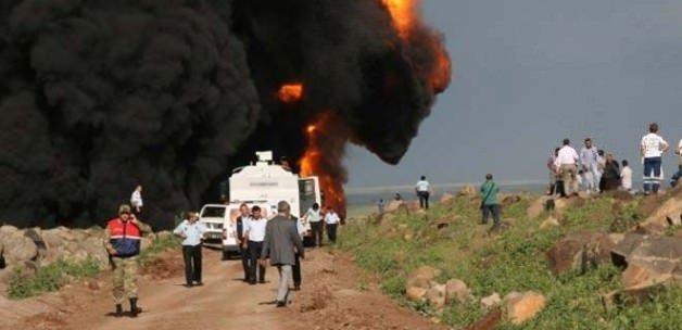 'PKK, petrol boru hattını Rusya için vurdu'