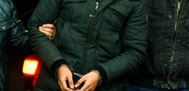 PKK'ya silah götürürken yakalanan terörist tutuklandı