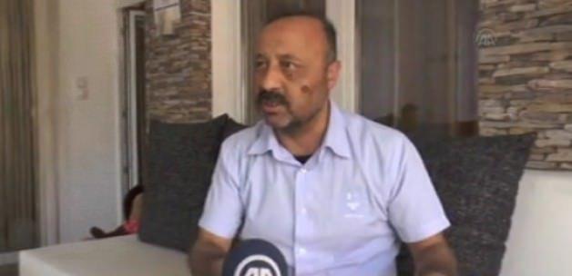 PKK yandaşları, Türk vatandaşını darp etti