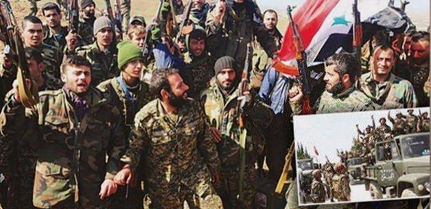Putin ve Esed'ten 5 bin kişilik katliam timi