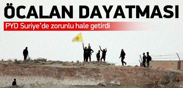 PYD'den Suriye'de 'Öcalan' dayatması