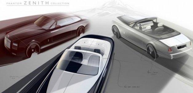 Rolls-Royce'dan özel koleksiyon geliyor