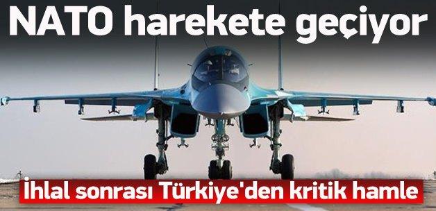 Rus ihlali sonrası Türkiye'den kritik hamle