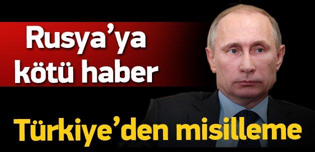 Rus TIR'ları Türkiye topraklarına giremeyecek